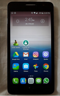 Alcatel Pop 5.0. (65 Verdes)