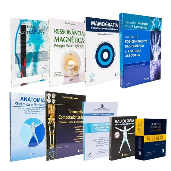 Livros De Radiologia Especializações
