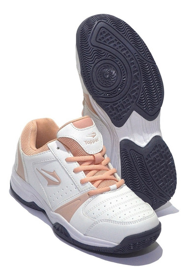 Zapatillas Topper Modelo De Damas Tenis Rod - (52164)
