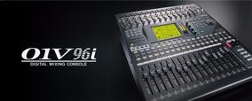 01v 96i Yamaha + Case + Adat + Placa De Expansão