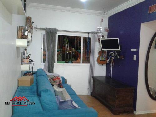Imagem 1 de 24 de Apartamento Com 2 Dormitórios À Venda, 48 M² Por R$ 230.000,00 - Palmeiras De São José - São José Dos Campos/sp - Ap1830