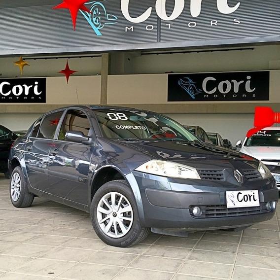 Renault Megane Sedan Expression 1.6 16v(hi-flex) 2007/2008
