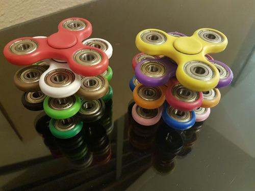 Hand Spinner, Anti-ansiedad Producto De Calidad Stock!!!.