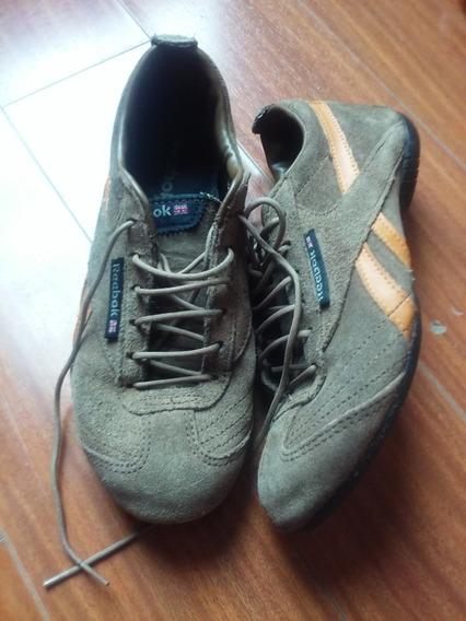 Zapatillas Reebok Talle 35 Muy Buen Estado
