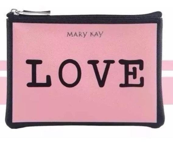 Mini Love Bag Mary Kay Exclusiva Nova + Brinde