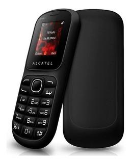 Celular Alcatel Ot208a Ot 208 Celular Idoso Funciona So Vivo