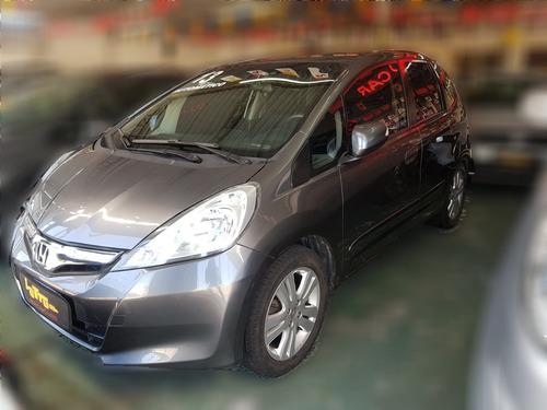 Imagem 1 de 11 de Honda Fit 1.5 Ex 16v Flex 4p Automático