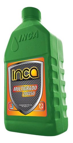 Aceite Mineral Multigrado 20w-50 Sl Tienda Oficial Inca