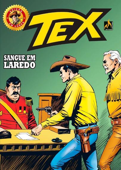 Tex Edição Em Cores 35