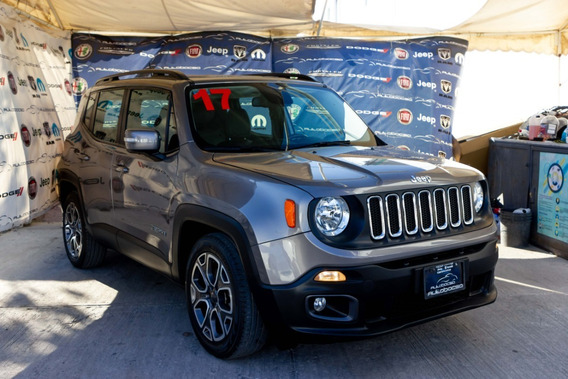 Jeep Renegade 1.8 Latitude 4x2 2017