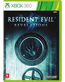 Resident Evil Revelations 1 Xbox 360 - Mídia Digital