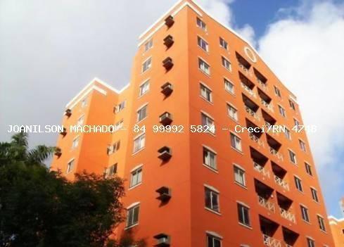 Imagem 1 de 15 de Apartamento Para Venda Em Natal, Lagoa Nova - Villagio De Roma, 2 Dormitórios, 1 Banheiro, 2 Vagas - Ap0932-vi_2-827094