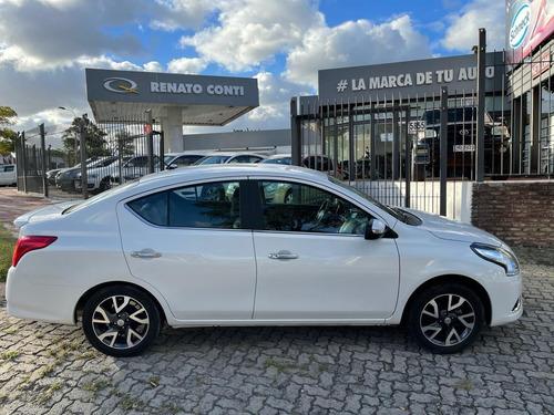 Nissan Versa 1.6 Exclusive At 2020