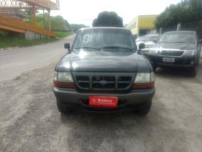 Ford Ranger 2.5 Cab. Dupla 4x4 4p 2000 Turbo Diesel