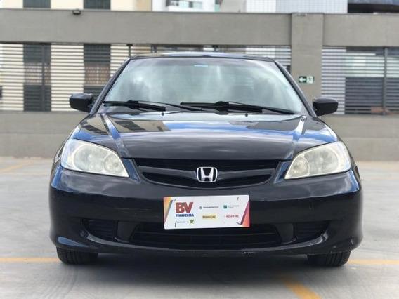 Honda Civic Lx 1.7 16v, Hds5132