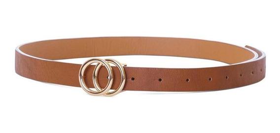 Cinturon Dama Camel Devendi