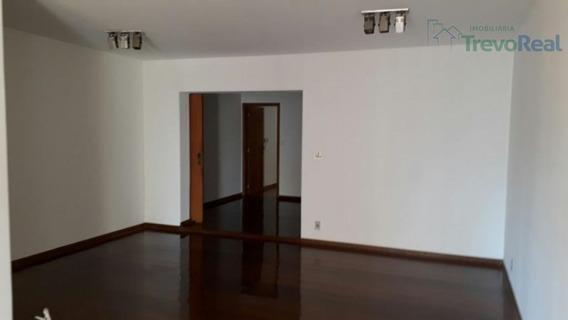 Apartamento Residencial Para Locação, Cambuí, Campinas. - Ap0716