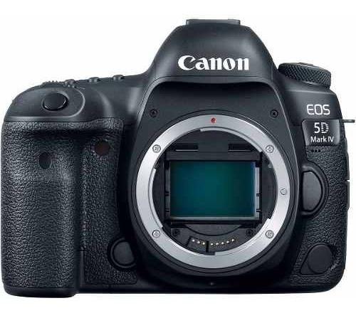 Camera Profissional Canon Dslr Eos 5d Mark Iv Somente Corpo
