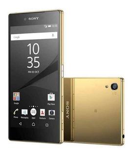 Sony Ouro Xperia Z5 Premium E6853 32gb 3gb Ram / 5.5 Desbl.