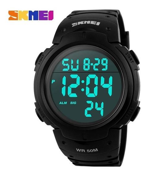 Skmei Relógios Esportivos Digital.