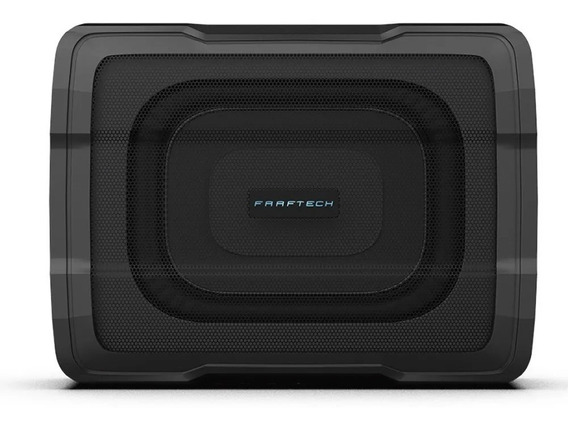 Subwoofer Faaftech Slim 100w Rms Plug Play Amplificado Sw68