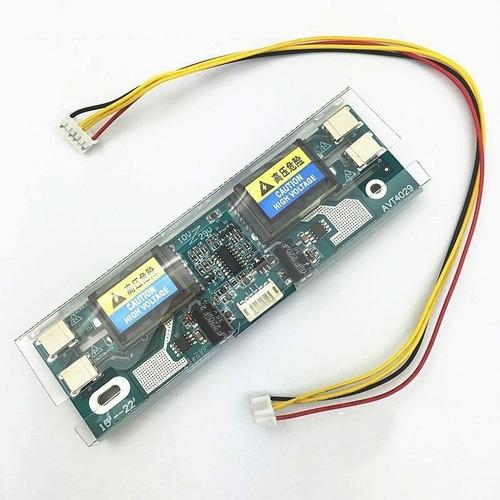 Inverter Universal 4 Lamparas Lcd 15 A 24 Pulgadas +compacto