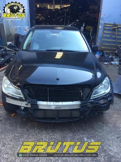 Sucata Para Pecas C180 2011 2012 2013 1.8 Cgi Mercedes