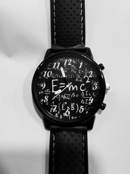 Reloj Hombre Caballero Matemático Fórmula
