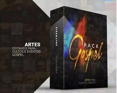 Mais De 600 Pack Gospel + Brinde- Photoshop