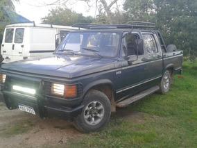 Chevrolet D-20 Pikop Custom D20