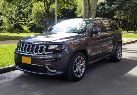 Jeep Grand Cherokee 6.4l V8 Hemi Srt8 2015