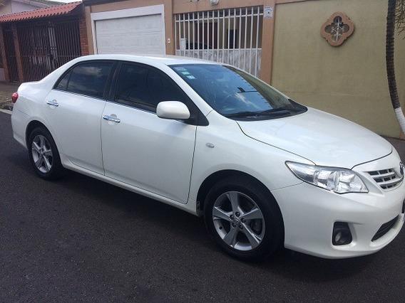 Toyota Corolla 2014 Un Dueño Incluye Traspaso.
