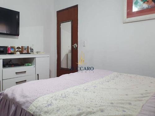 Apartamento À Venda, 52 M² Por R$ 200.000,00 - Jardim Dourado - Guarulhos/sp - Ap15870