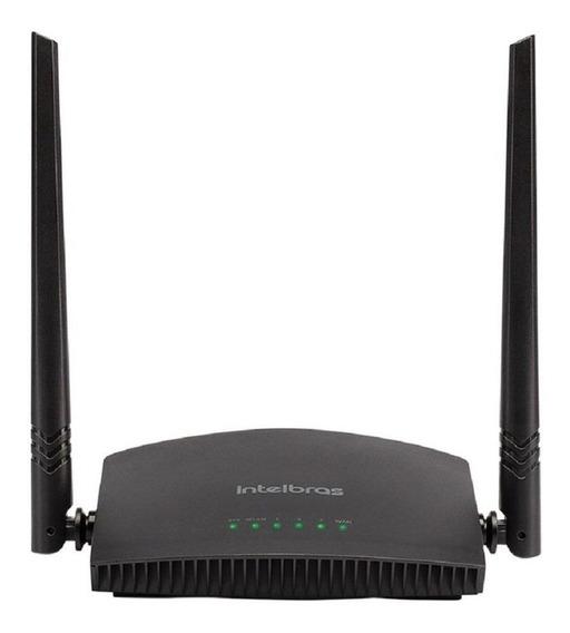 Roteador Wireless Intelbras Rf301k 300mbps Novo Oferta