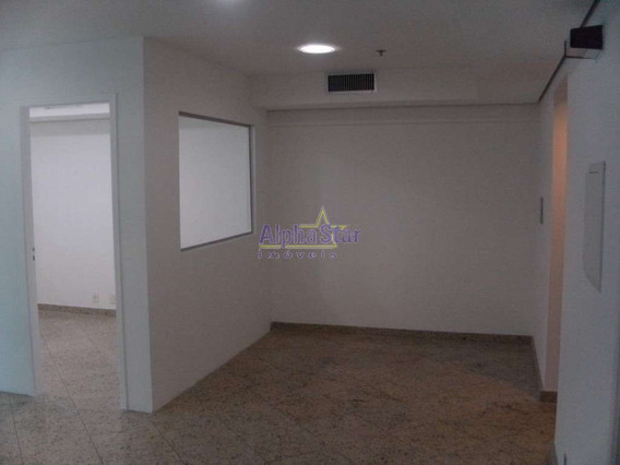 Sala Para Alugar, 87 M² Por R$ 2.500,00 - Edifício Eagle Point - Barueri/sp - Sa0159