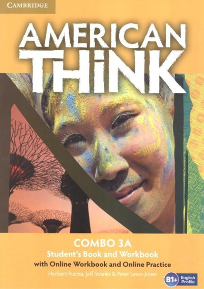 American Think 3a Combo Student´s Book With Online Workboo