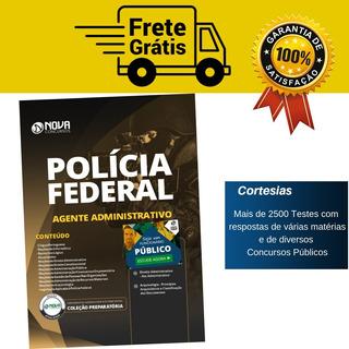 Apostila Pf - Agente Administrativo Da Polícia Federal