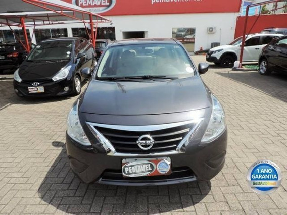 Nissan Versa Sv 1.6 16v Flex, Qdp8883