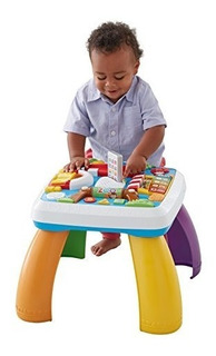 Mesa Didáctica Para Bebes Fisher-price Laugh Learn