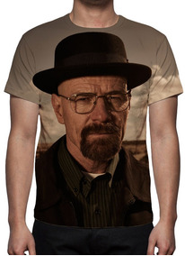 Camisa, Série Breaking Bad Mod 03