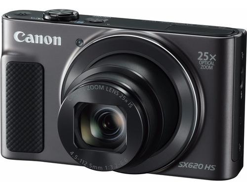 Câmera Canon Powershot Sx620 Hs / Zoom 25x / Cores