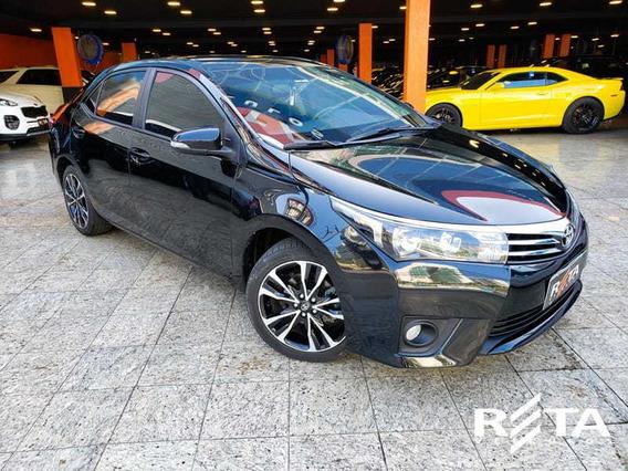 Toyota Corolla Sedan Xei 1.8 16v Blindadon3