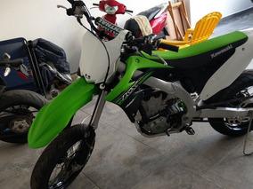 Kawasaki 450 Verde 2015