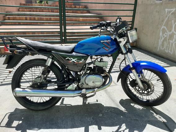 Moto Suzuki Ax 100cc Barata $1,200.000 Bogota Freno Disco