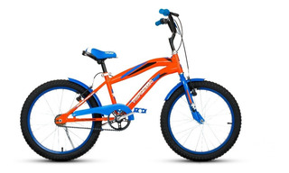 Bicicleta Top Mega Cross Rodado 20 Varon Niños Gm Store