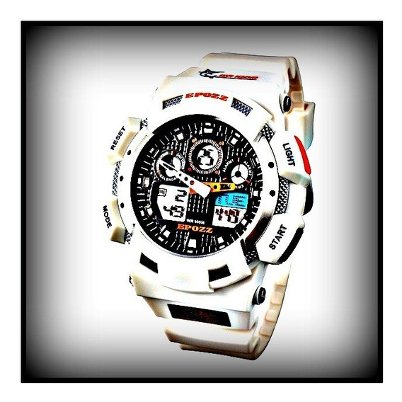 Relógio Esportivo Anti-shock Analógico E Digital