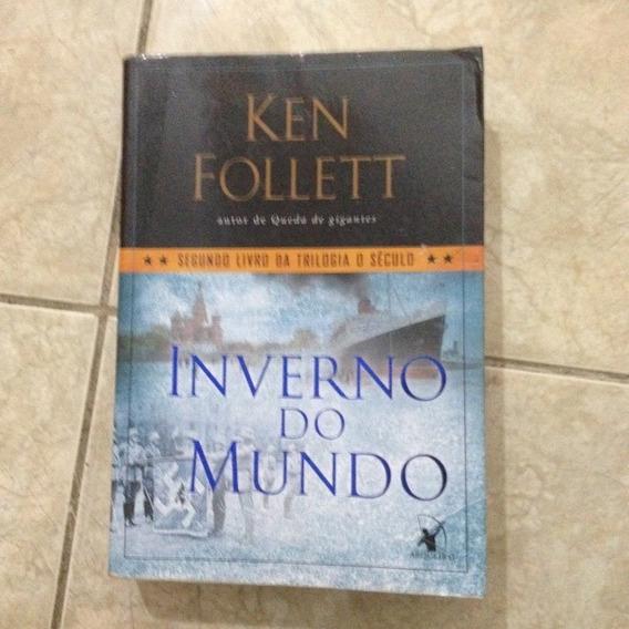 Livro Inverno Do Mundo - Ken Follett - 2ª Livro Da Triologia