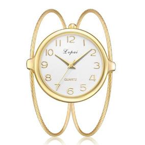 Relogio Bracelete (dourado)