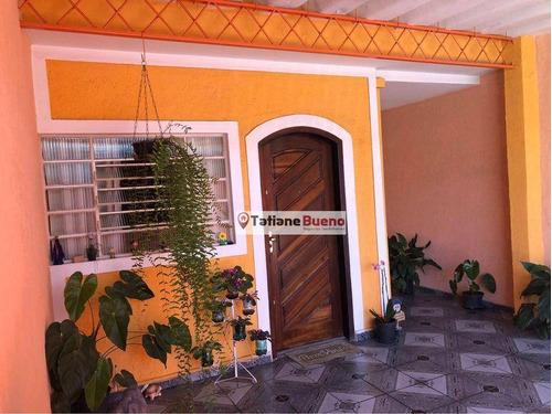 Casa Com 2 Dormitórios À Venda, 85 M² Por R$ 225.000,00 - Putim - São José Dos Campos/sp - Ca2319