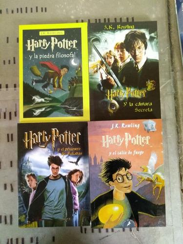 Harry Potter Libros, Libro Colección Saga Completa Oferta
